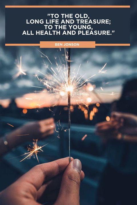 New Year Quotes Ben Jonson