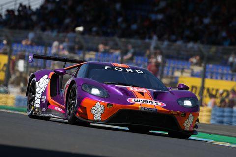 Le Mans 24 Hour Test Day