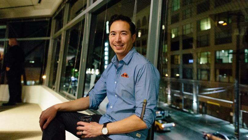 Oakland cannabis startup launcher Gateway Incubator co-founder Ben Larson