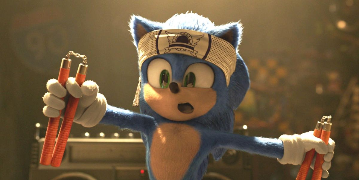 Sonic The Hedgehog 2 Official Release Date Confirmed