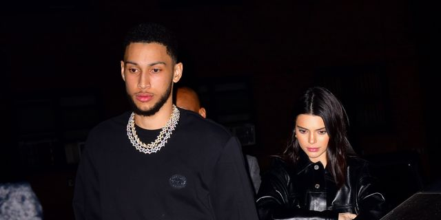 Kendall Jenner Spent New Year S Eve With Ben Simmons