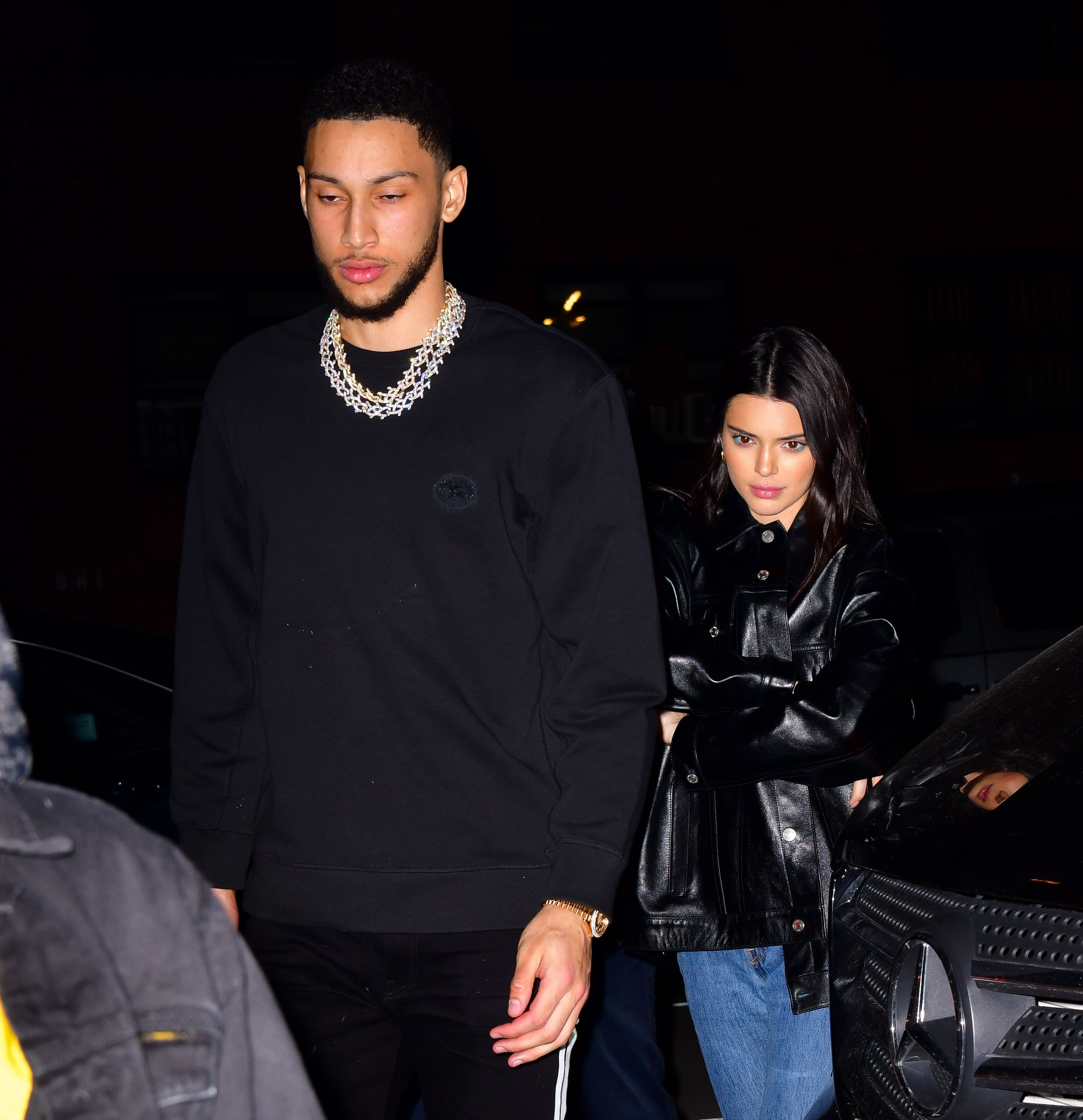Ben Simmons with Single