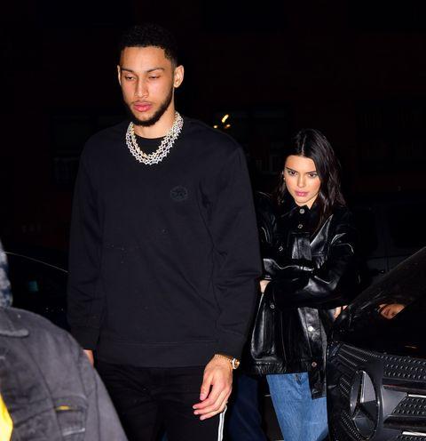 Celebrity Sightings in New York City February 14, 2019