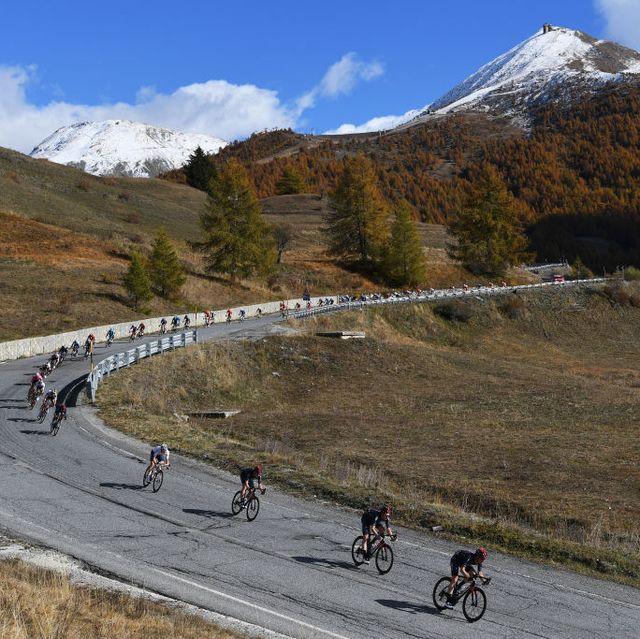 103rd giro d'italia 2020 stage twenty