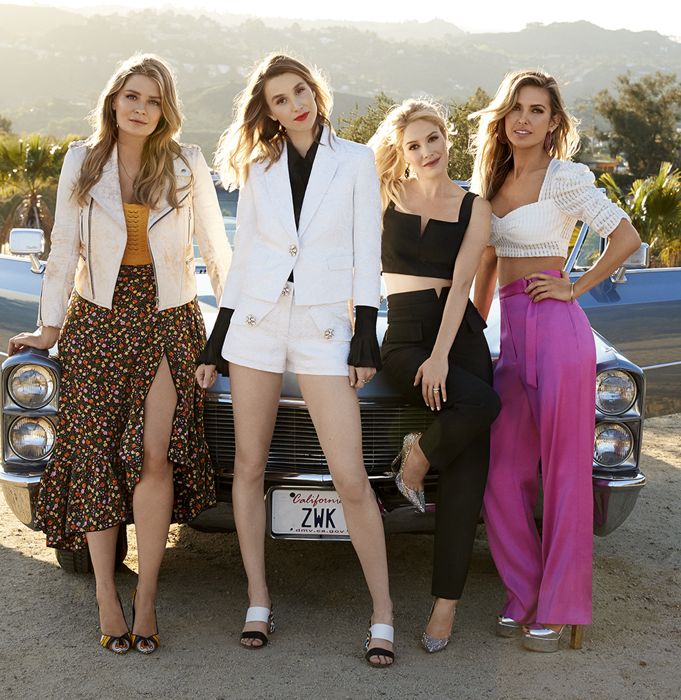 The Cast of 'The Hills' in Their First Tell-All About the Upcoming Reboot