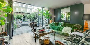luxury contemporaryliving room