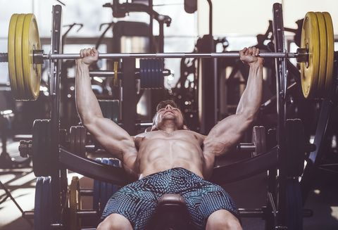 The Chest Exercises and Workouts You Need to Build Bigger Pecs