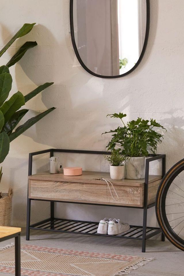 muebles recibidor urban outfitters