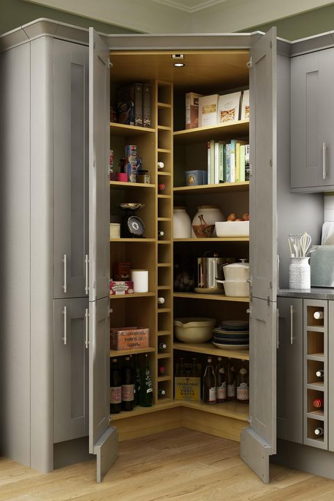 12 Pantry Ideas Larder Cupboard Ideas For Every Kitchen