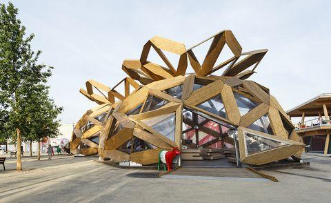 Benedetta Tagliabue. Copagri Pavilion 'Love IT'. Foto: Marcela Grassi