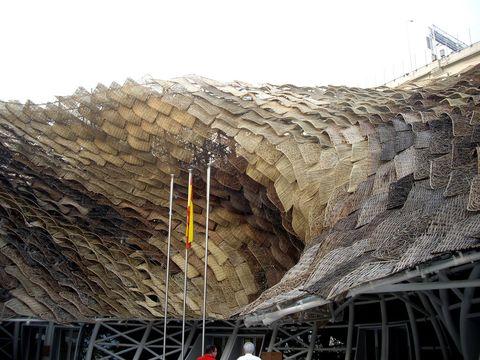 Benedetta Tagliabue. El pabellón español en la Expo 2010 de Shanghai