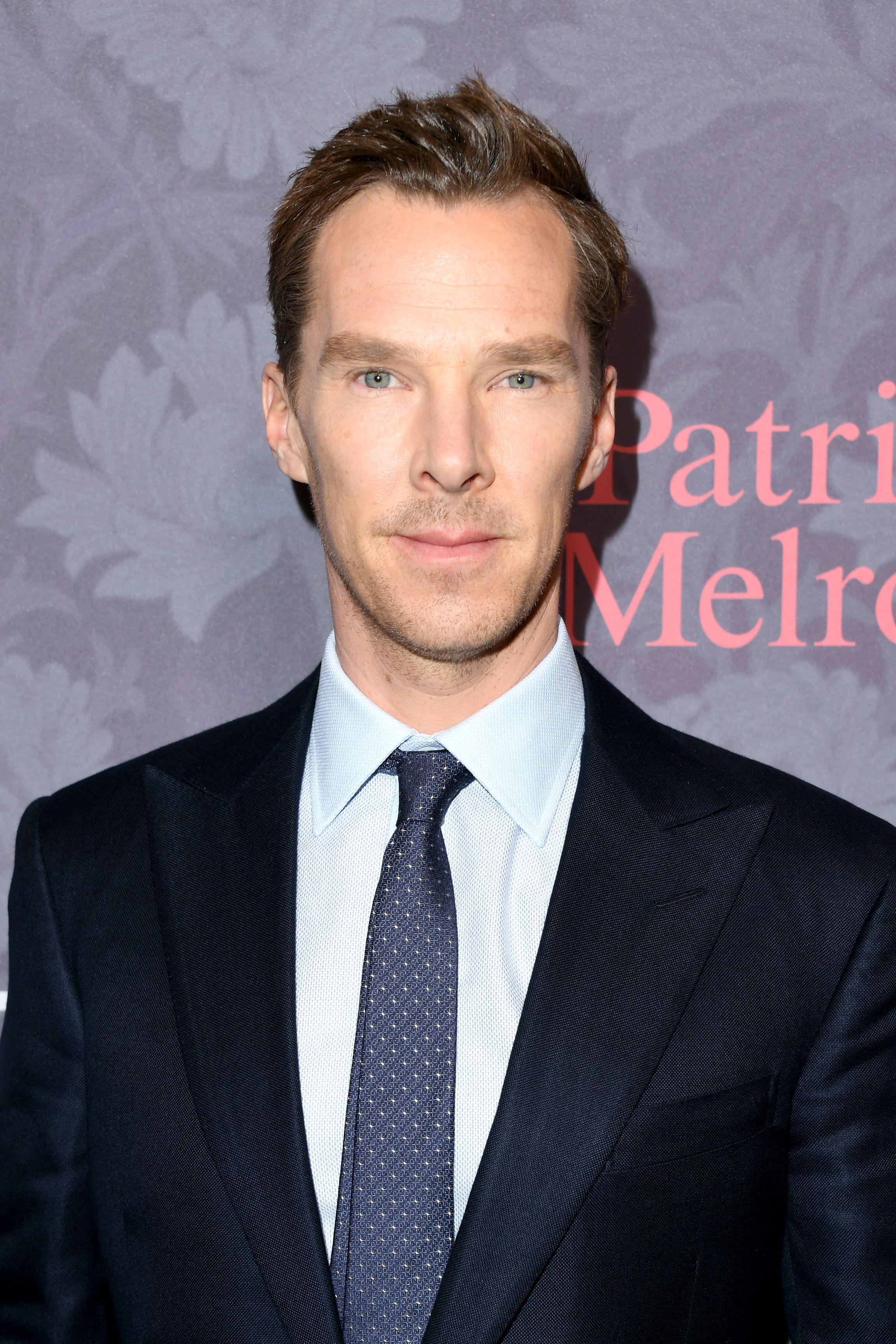 Benedict Cumberbatch - Vegan Celebrities