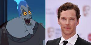 Benedict Cumberbatch podria ser Hades en el remake de Hercules