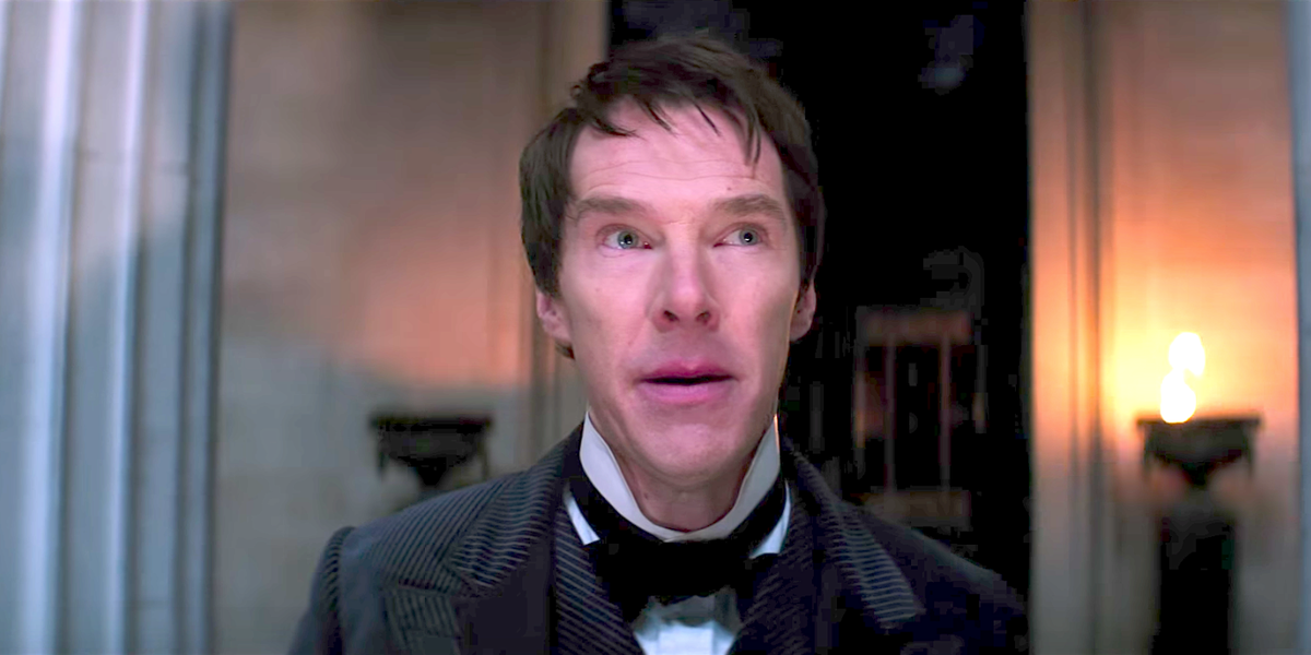 Benedict Cumberbatch Thomas Edison Trailer See The