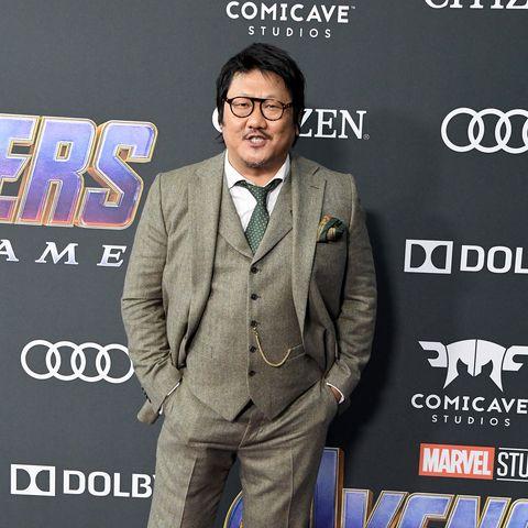 benedict wong, avengers endgame world premiere