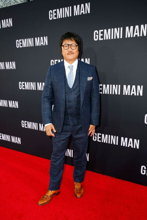 The Premiere of Gemini Man presented by Paramount Pictures, Skydance and Jerry Bruckheimer Films