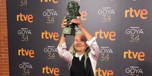 Benedicta Sánchez Goya 2020