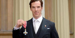 Benedict Cumberbatch lecciones,Benedict Cumberbatch curiosidades,Benedict Cumberbatch medalla,Benedict Cumberbatch orden británica