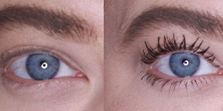 10940422c84 We review Benefit's Bad Gal Bang Mascara - Before & after pictures