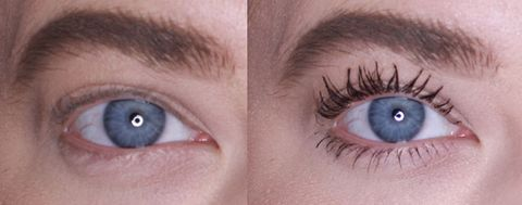 c35f04a86c1 We review Benefit's Bad Gal Bang Mascara - Before & after pictures