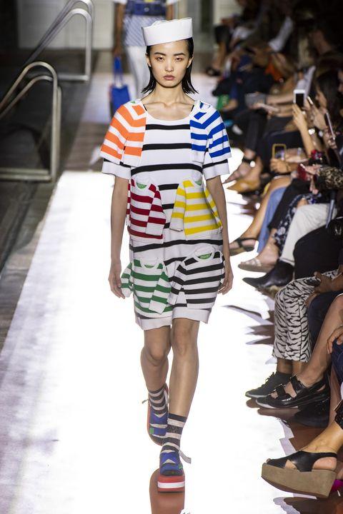 vestiti righe moda estate 2020
