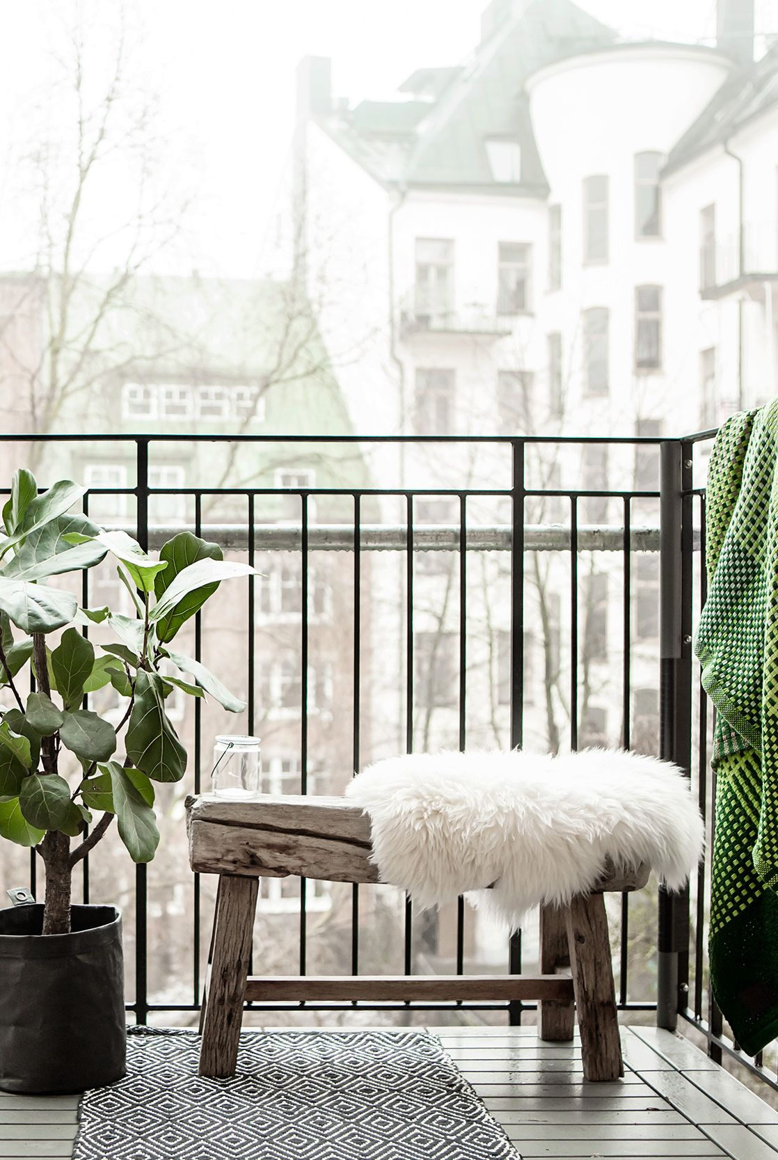 nyc balcony ideas