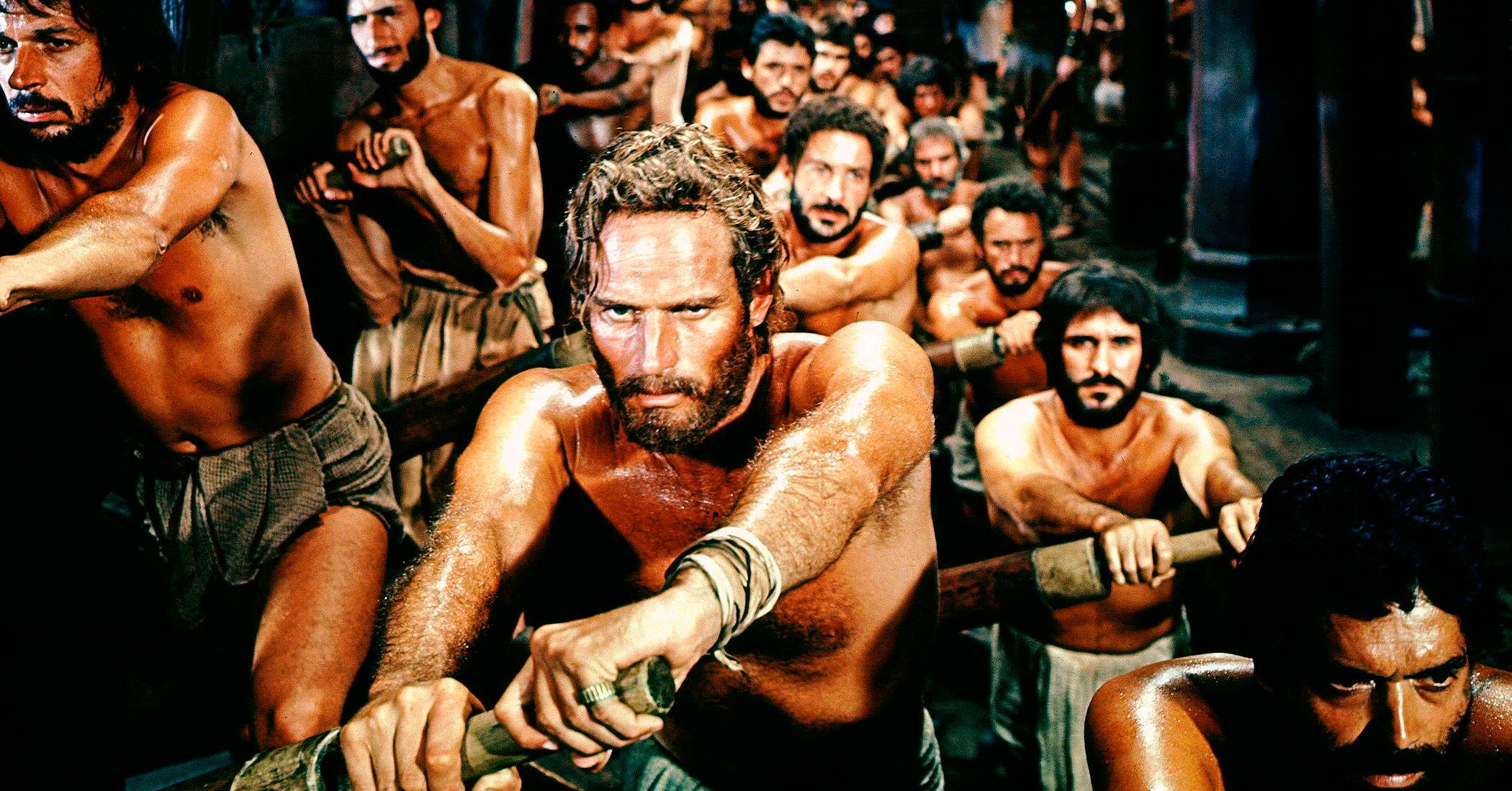 10 cosas que quizás no sabías de 'Ben-Hur' - Película de 1959