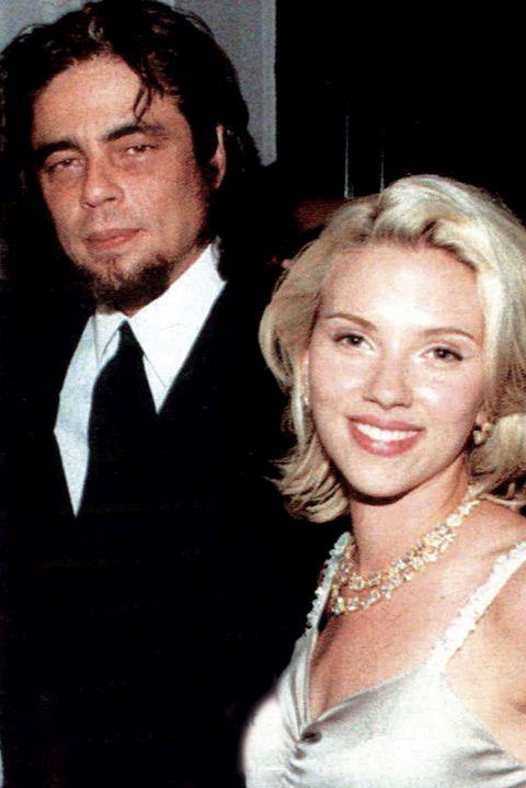 El anuncio de la tercera boda de Scarlett Johansson ha traído al presente antiguas relaciones de la actriz. Pero no es la única que tiene un sorprendente pasado sentimental.