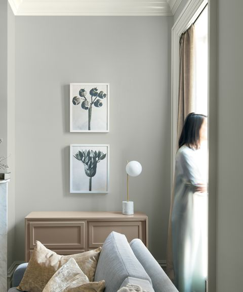 Benjamin Moore S Colour Of The Year 2019 Is Metropolitan