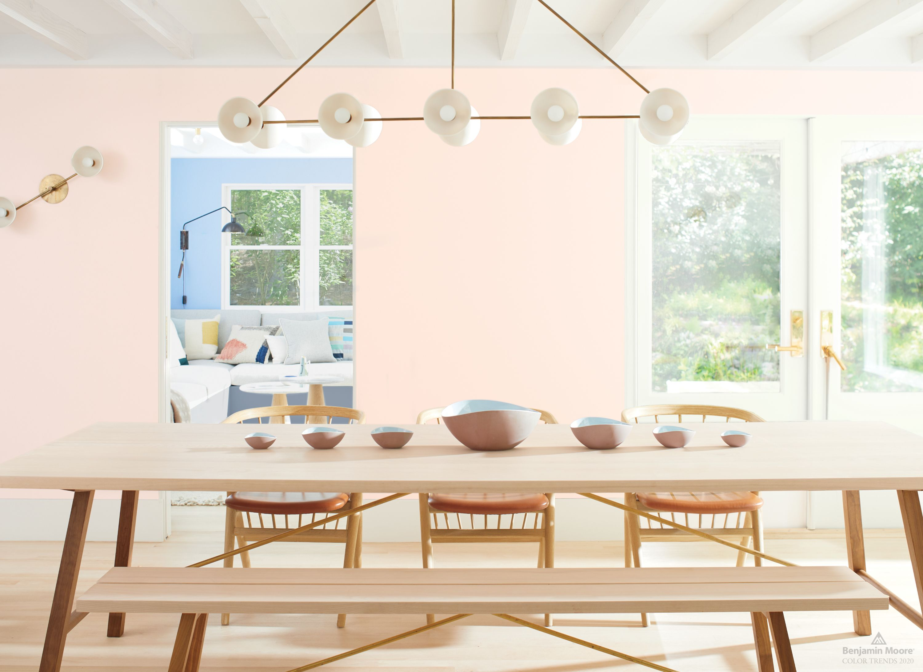 Benjamin Moore announces its 2020 Colour of the Year