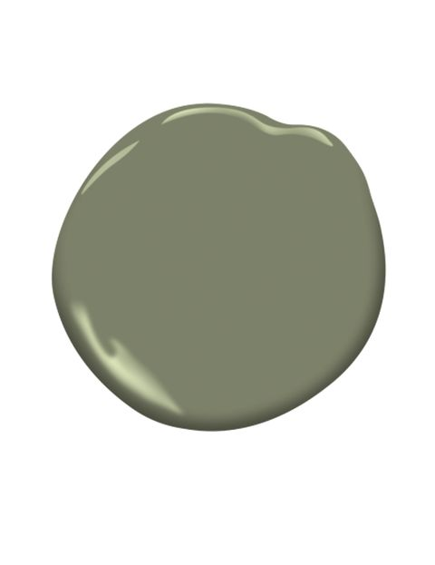 Green, Circle, Table, Oval,