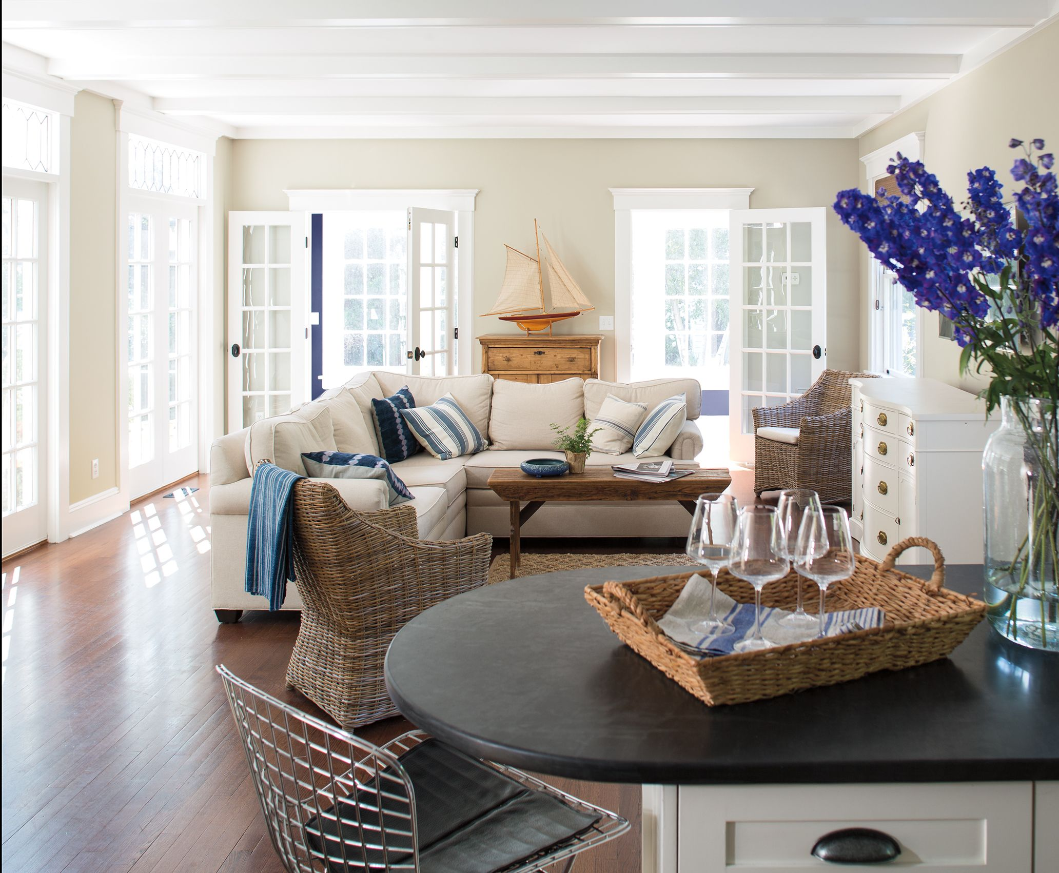 Attractive A Color Expert Reveals The Power Of Greige Paint