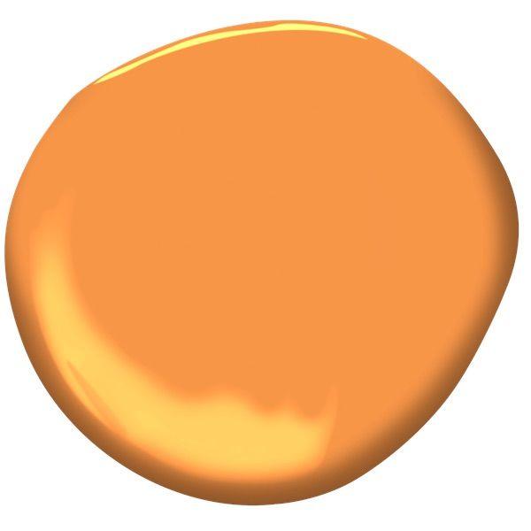 Orange Room Ideas
