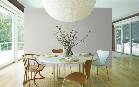 40 Gorgeous Gray Paint Colors Best, Light Gray Paint Colors Dining Room