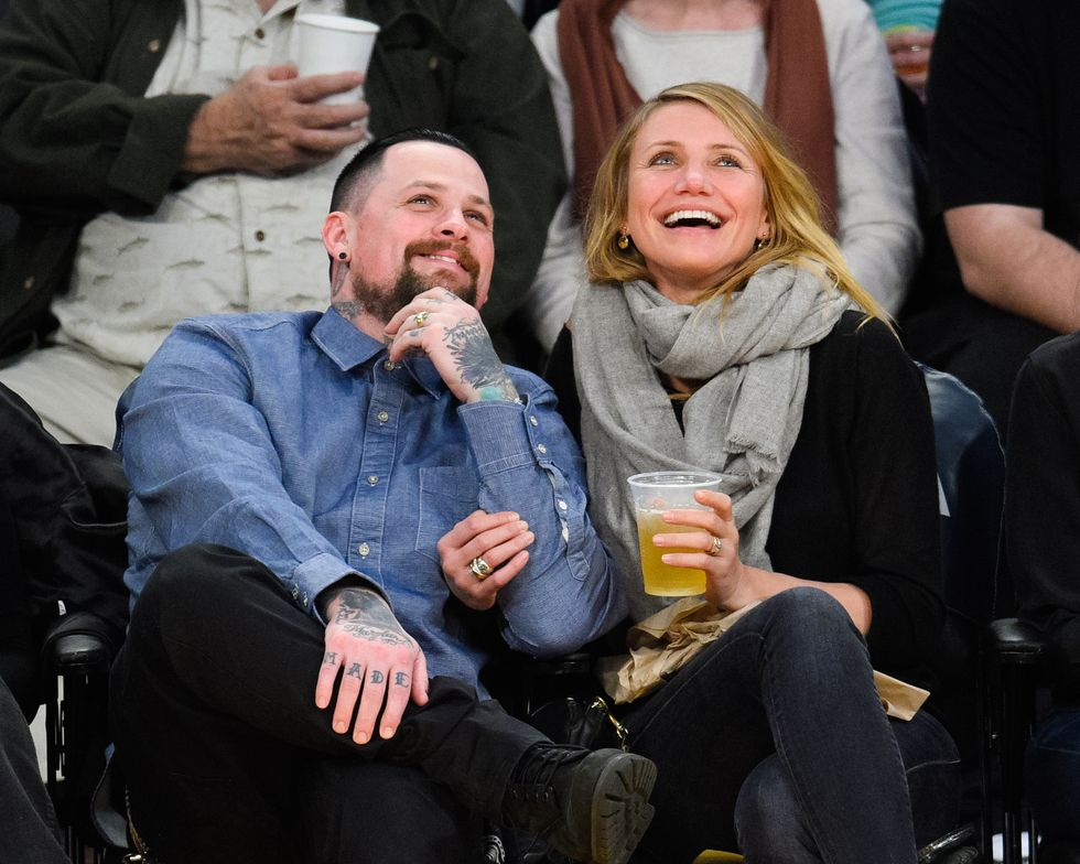 See the Sweet Message Cameron Diaz's Husband, Benji Madden, Wrote for His Wife and Daughter