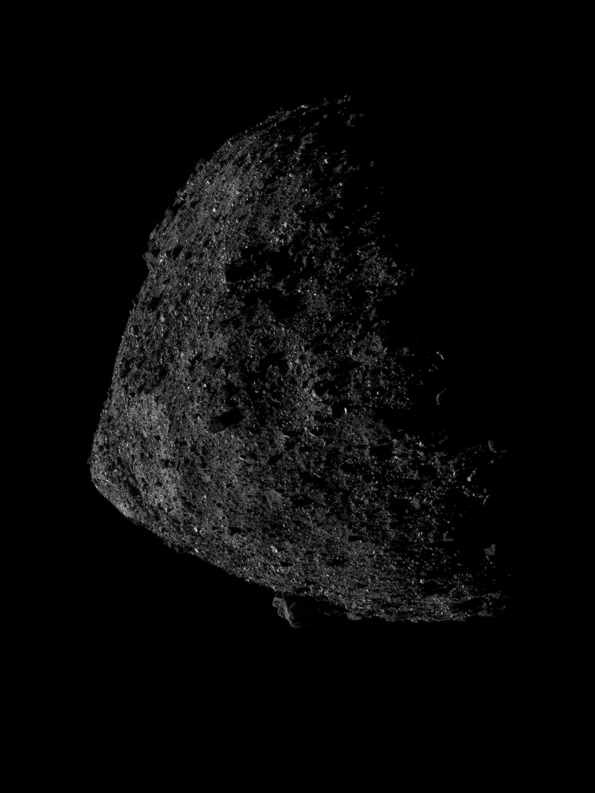 NASA Just Took a Breathtakingly Close Photo of This Asteroid