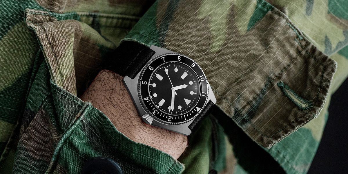 The Ultimate Guide to Military Watches