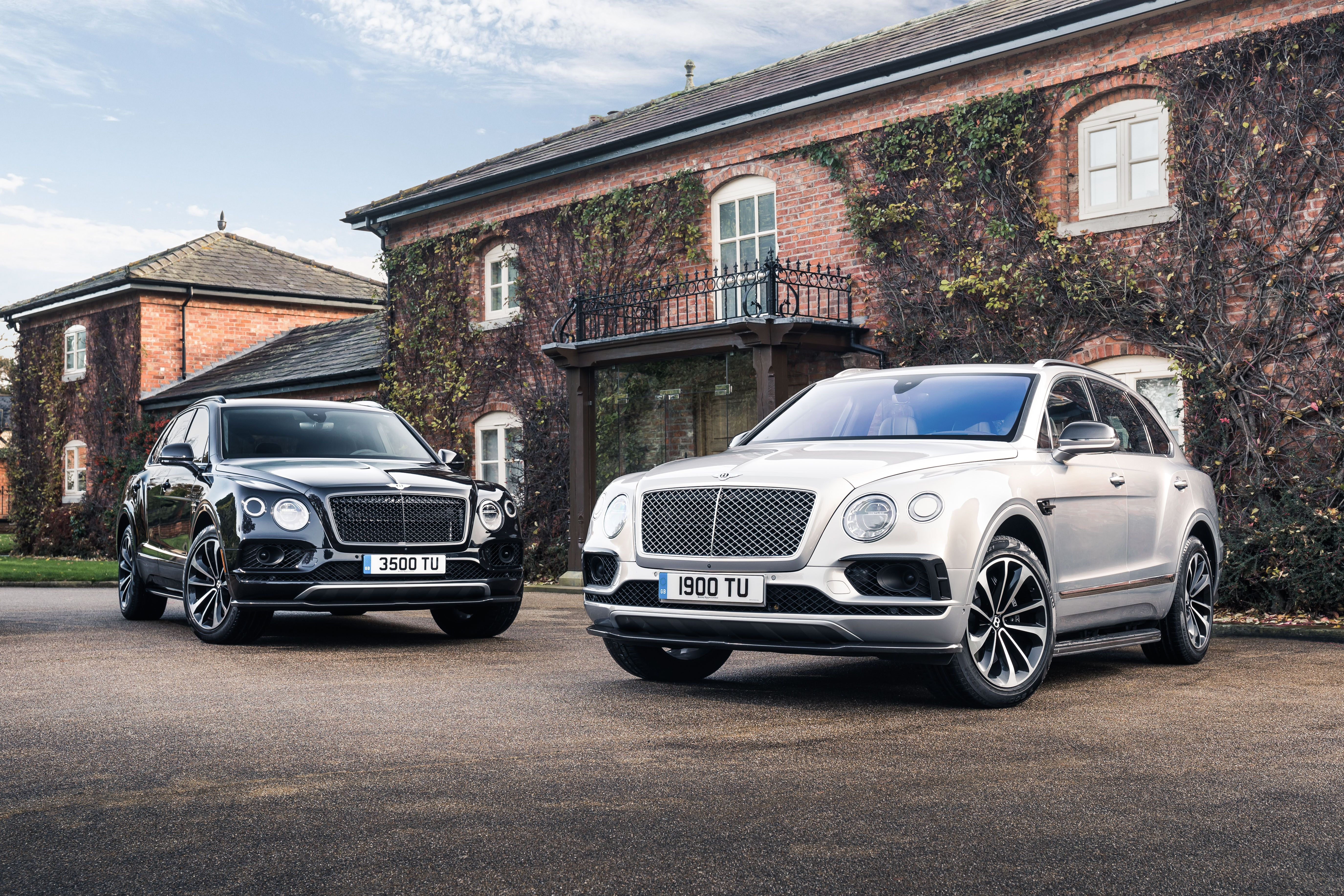 Bentley Bentayga Now Available To Seat Seven Or Just Four