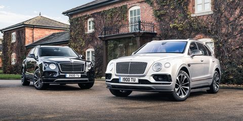 Bentley Bentayga Now Available to Seat Seven—or Just Four