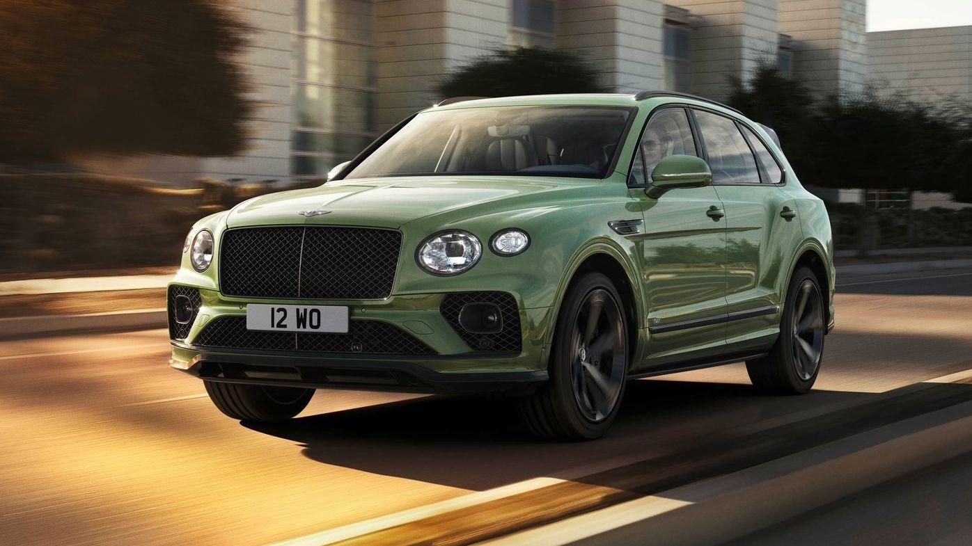 Bentley Bentayga 2021 El Suv De Lujo Se Actualiza