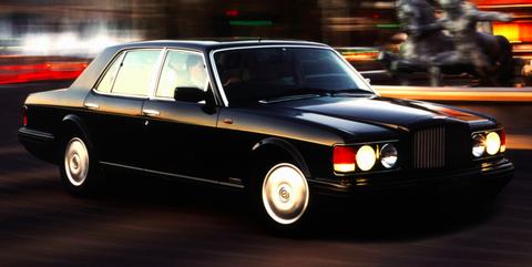 Land vehicle, Vehicle, Car, Luxury vehicle, Sedan, Classic car, Bentley, Bentley turbo r, Bentley brooklands, Bentley turbo rt,