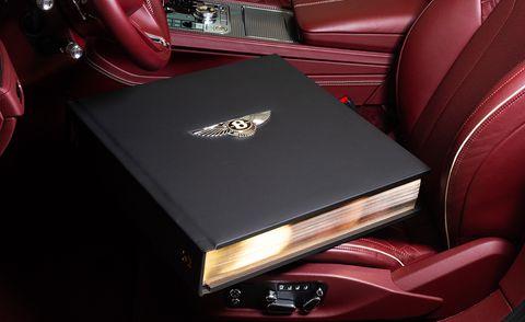 Bentley Centenary Opus book