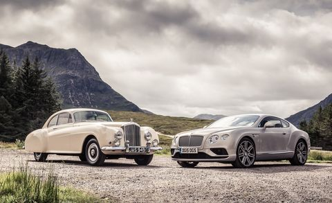 How Bentley Turned Itself Around Thanks to the Continental GT