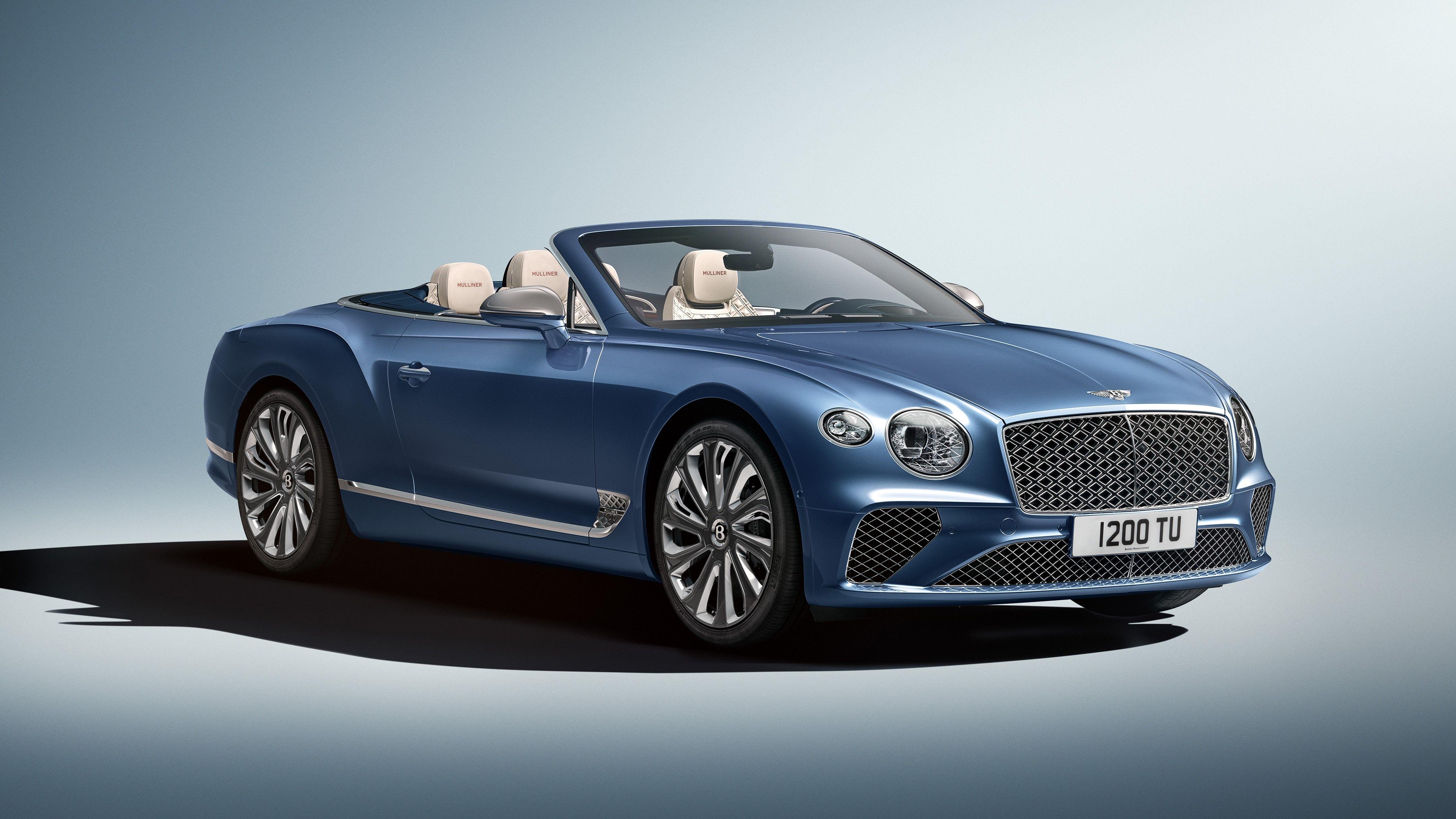 Bentley Continental Gt Mulliner Convertible Maximo Lujo En Formato Descapotable