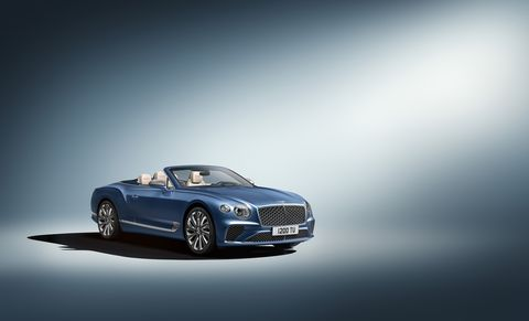 2020 Bentley Continental GT Mulliner Convertible gets even more luxurious
