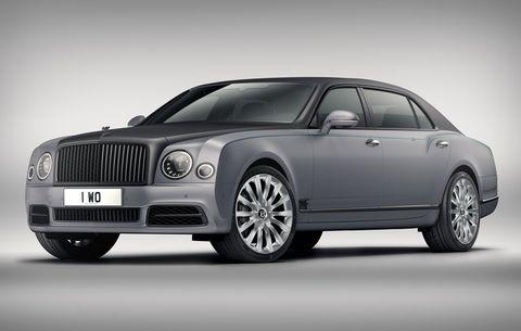 Bentley million-dollar exterior