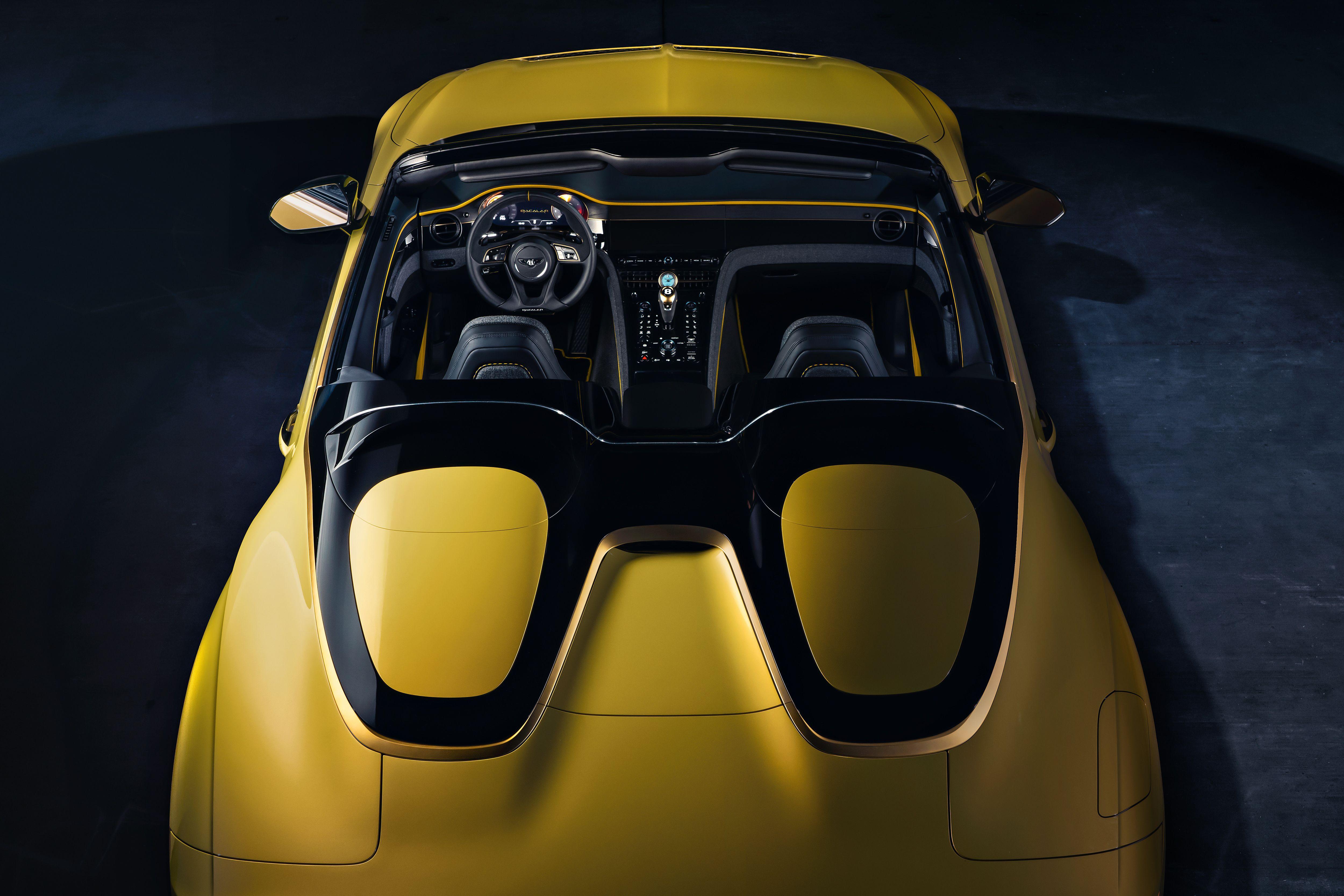 Bentley Bacalar Is An Ultra Exclusive Speedster