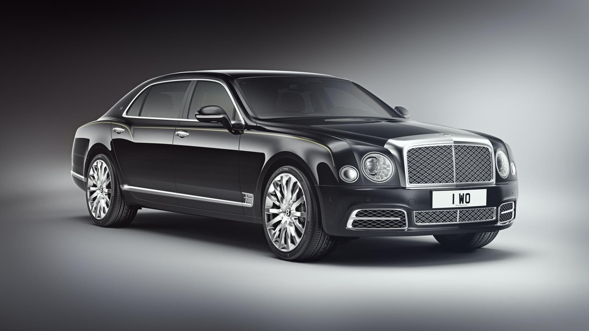Bentley Mulsanne Extended Limited Edition Lo Maximo Para China