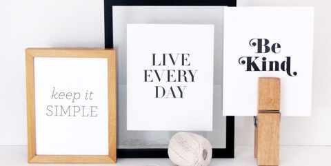 Decorar Con Frases Motivadoras Cuadros Con Mensajes