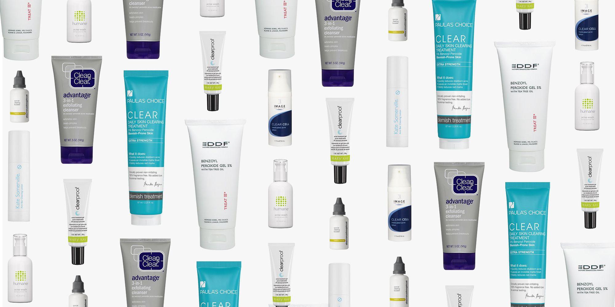 10 Best Benzoyl Peroxide Acne Treatments of 2018 Benzoyl Peroxide